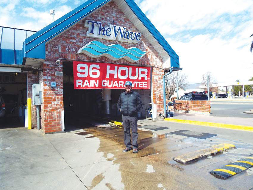 Westminster car wash the Wave, off of 92nd and Wadsworth, celebrated 30 years in business in February.