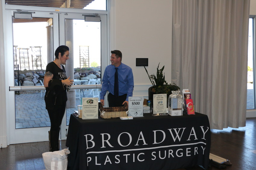 Broadway Plastic Surgery attended the 2018 Colorado Community Media Expo at The Falls Event Center.