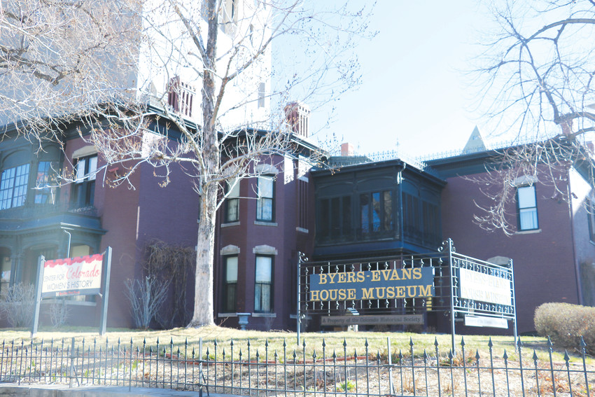 Byers-Evans House Museum is now home to the Center for Colorado Women's History. The center was officially opened on March 21.
