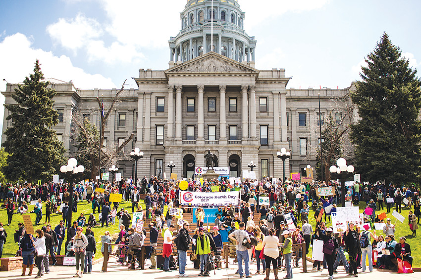 Last year the Colorado Sierra Club hosted its first Earth Day event at the Colorado Capitol, and will be hosting another event this year on April 21. The event is an opportunity for people with a passion for protecting the planet to get active and learn about sustainable living.