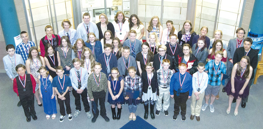 Students from the Elizabeth School District were recognized for doing what's right, and received S.T.A.R.S. awards from the Elizabeth Education Foundation.