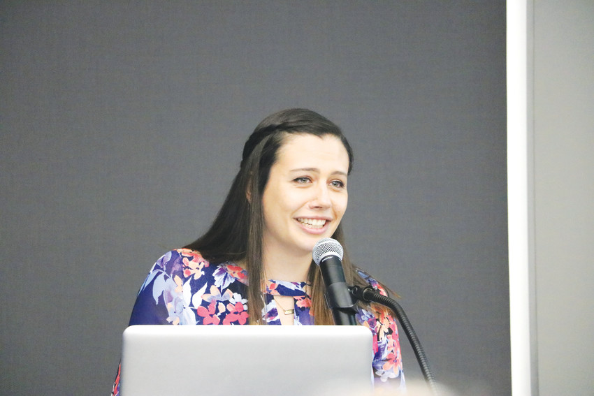 "After her own experience with mental health challenges, Kristen Torres, a graduate of Chaparral High School in Parker, is now a mental health advocate and stigma fighter. Torres shared her story at the first Time to Talk community forum on April 26 at the Lone Tree Library, 10055 Library Way. ""We all have a mental health,"" she said."