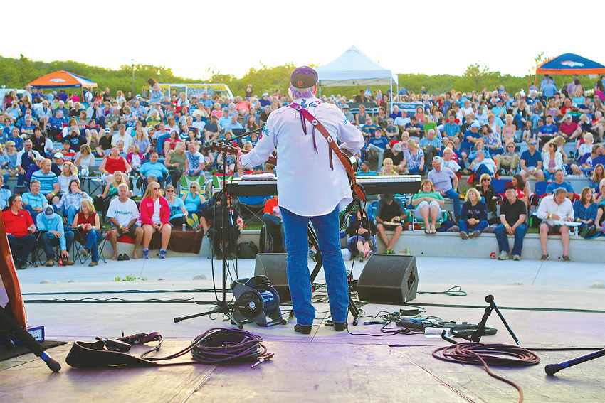 This year, Castle Rock's Philip S. Miller Amphitheater is hosting a variety of nationally known touring acts to its scenic setup.