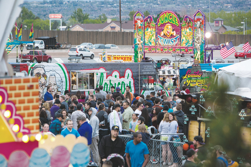 Organizers of Northglenn's Food Truck Carnival, set for May 11-13, say the event should be bigger this year, with more than 85 different food vendors coming over the weekend.