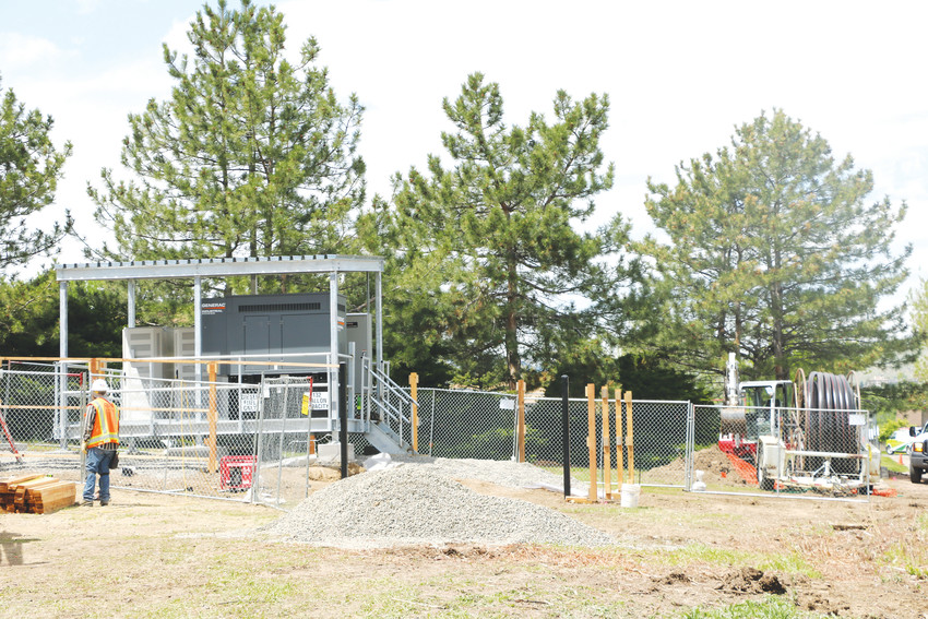 St. Jude Catholic Church in south Lakewood is building a cell tower that will be leased for use by Verizon Wireless, and the project has some parents concerned, due to its proximity to Kendrick Lakes Elementary.