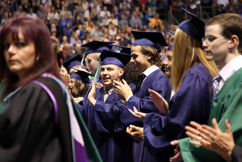 The class of 2018 is the 29th graduating class from Standley Lake High School.