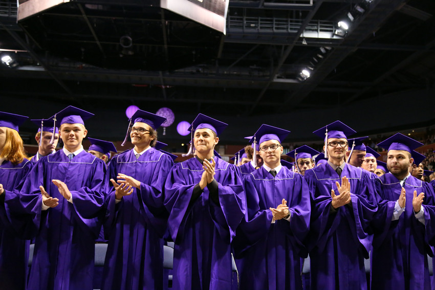 Collectively the Arvada West High Class of 2018 earned $4.2 million in scholarships.