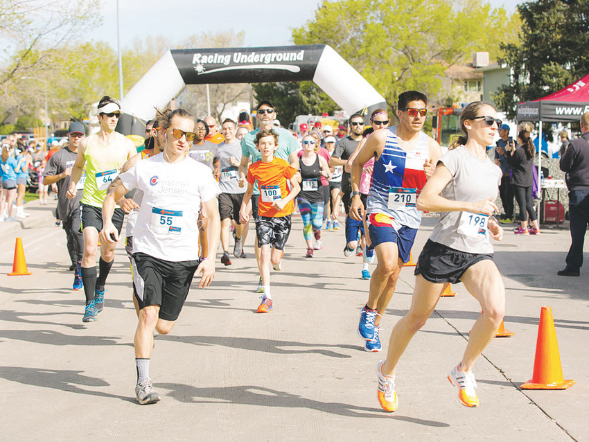 The 2018 Hope House 5K & Fun Run brought over 300 people to Lake Arbor Park in Arvada.