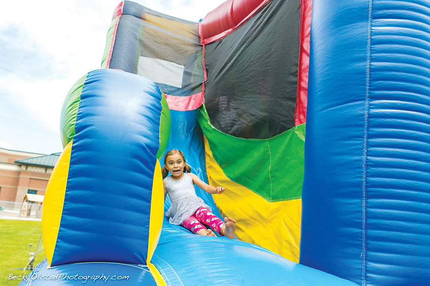 Family fun activities, including face painting, a family fun cruise and a bounce house are planned for this year's Ridge at 38 Criterium and Brewfest.