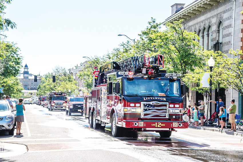 Fire trucks, new and old, will roll down Main Street on June 16 for the 33rd annual Fire Truck Parade & Muster.