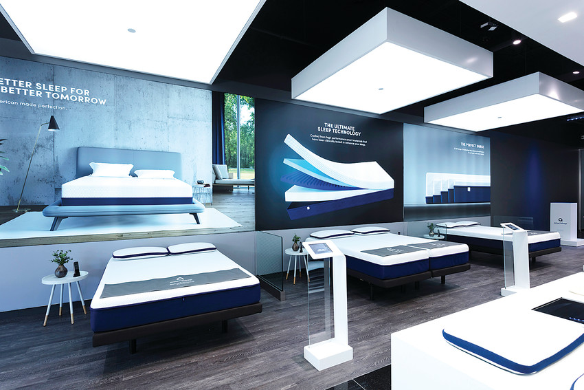 "Amerisleep, a new mattress retailer referred to as the ""Apple Store for sleep"" is coming to Park Meadows Mall June 23. The store provides Dream Suites, which allows customers to nap on the mattress for as long as they want."