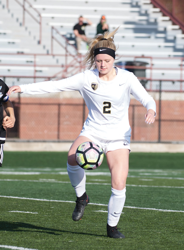 Rock Canyon's Jamie Tatum is the Colorado Community Media South Metro Girls Soccer Player of the Year.
