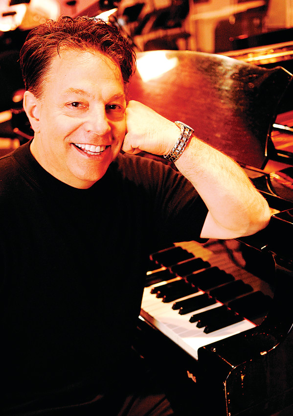 "Vocalist Steve Lippia will perform with the CJRO's Arvada Center Concert, presenting ""Basie and Sinatra at the Sands."""