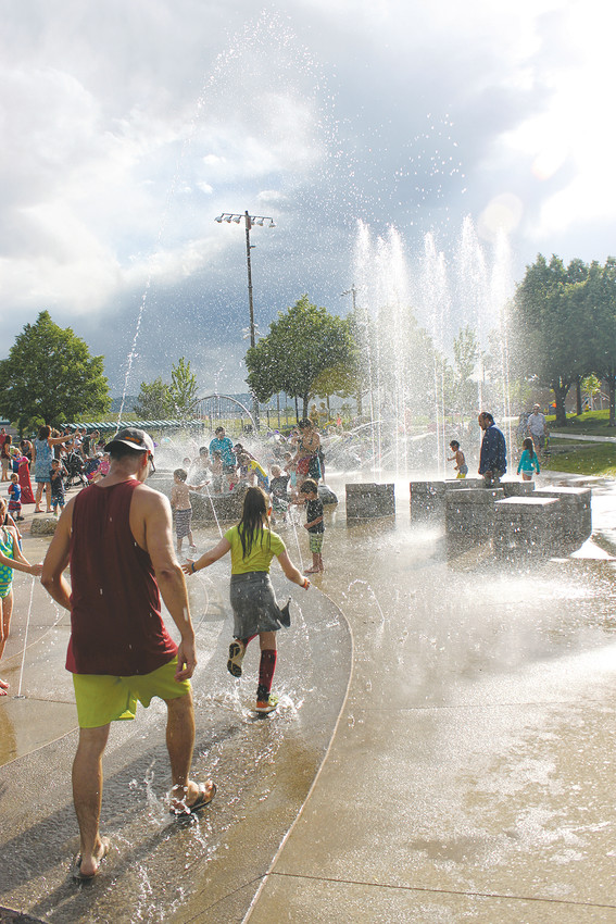 The Foothills Park and Recreation District recently renovated and unveiled the Clement Park Splash Park in Littleton. It now includes Colorado elements such as boulders, water curtains, and a creek-like waterway, as well as new shelters that will be available for rental in order to accommodate birthday parties and gatherings.