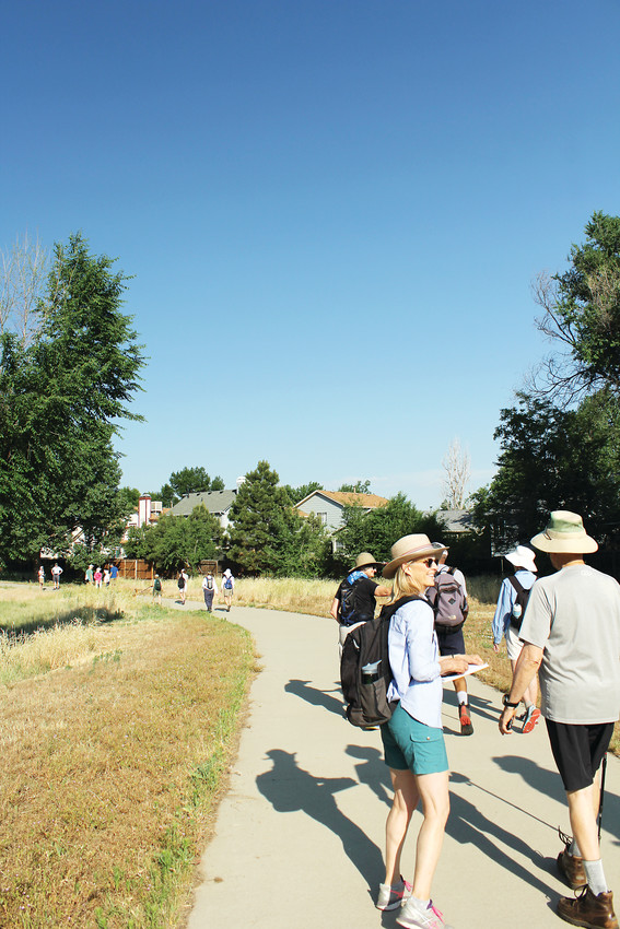 The High Line Canal Conservancy is based on South Pearl Street. The organization relies on volunteers to help bring awareness to the canal, which winds through South Denver through Virginia Vale and the Cherry Creek Golf Club.