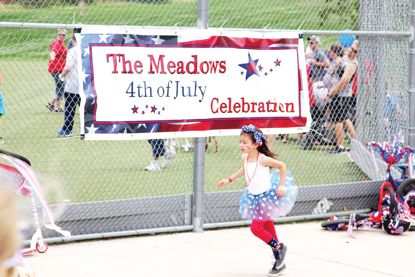 The Town of Castle Rock may have cancelled its firework show in light of dry conditions, but that didn't stop the community from turning out to celebrate, including a festival in The Meadows.