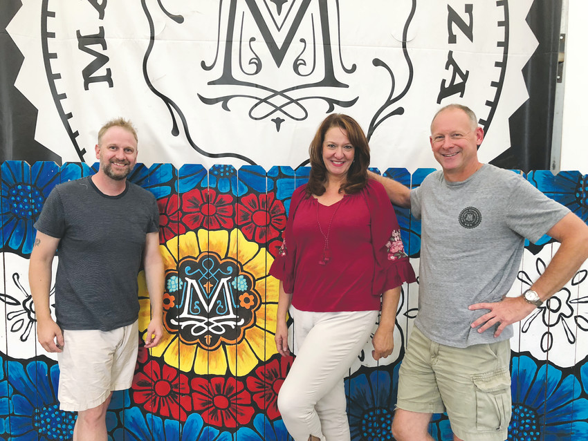 Bart Dahl, Michaela Bacon and Floyd Bacon are gearing up to host Maddie-palooza, a Castle Rock Music festival that will benefit veterans this year.