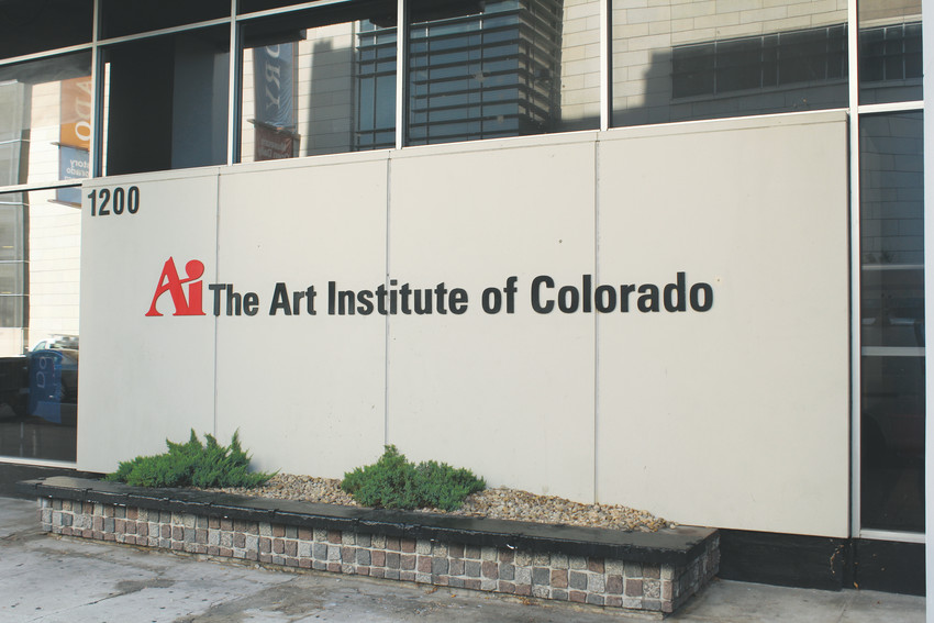 The Art Institute of Colorado is closing its Denver location by the end of the year. The school is located at 1200 N. Lincoln St.