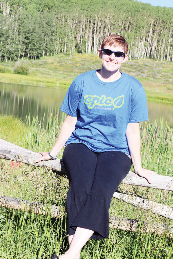Tiffany Wolf, of Arvada, was participating in a clinical trial for melanoma treatment when she attended Epic camp four years ago.