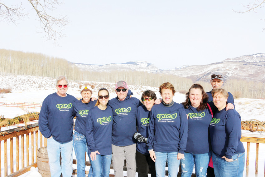 Epic Experiences hosts camps for adults who have been diagnosed with cancer at any time in their lives.