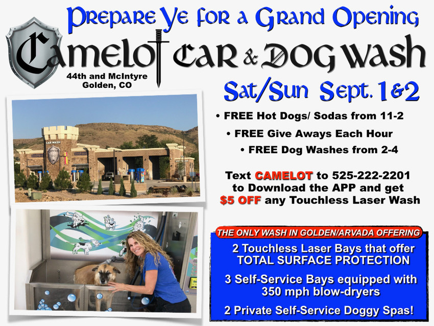 Local news sports and events from the northglenn and thornton camelot car and dog wash grand opening solutioingenieria Choice Image