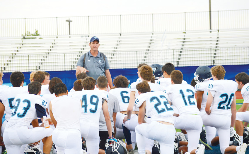 Former Denver Broncos receiver Ed McCaffrey is the new football coach at Valor Christian and takes over the helm of one of the state's best programs that has amassed 107 wins in 10 years including only four wins in its first season. Valor has won seven state titles.