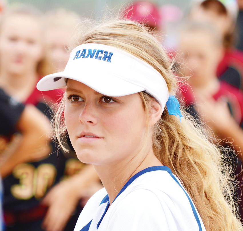 Highlands Ranch senior Rachel Van Gundy.