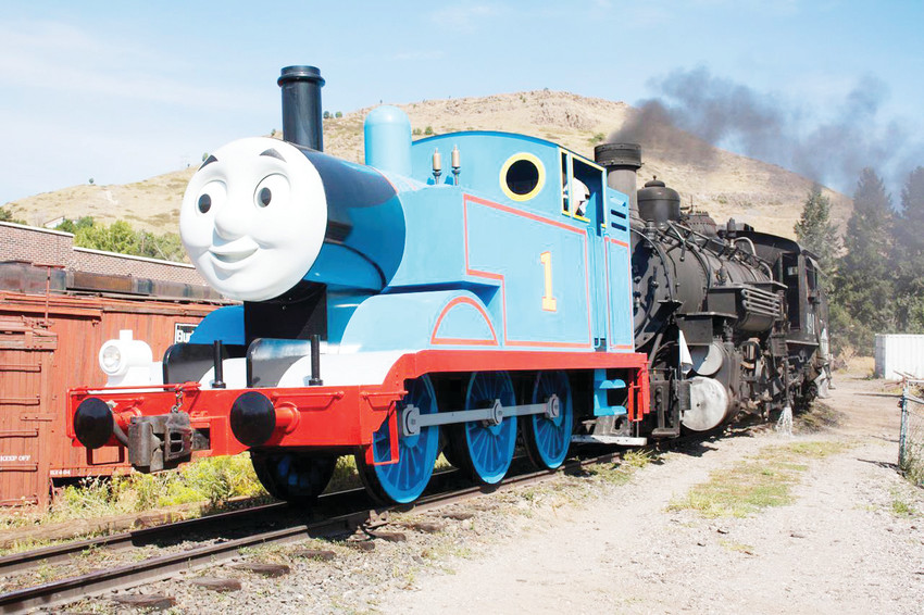 The Colorado Railroad Museum will be hosting Thomas the Tank Engine for its A Day Out With Thomas event Sept. 8 and 9, 15 and 16, and 22 and 23. Learn more or purchase tickets at http://coloradorailroadmuseum.org/thomas.