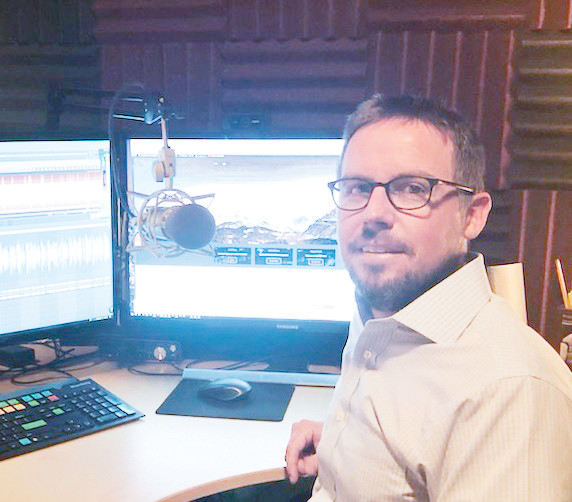 Nate Abercrombie recently launched a new podcast called Buyside out of his home in the University neighborhood. The podcast helps potential investors learn about different companies.