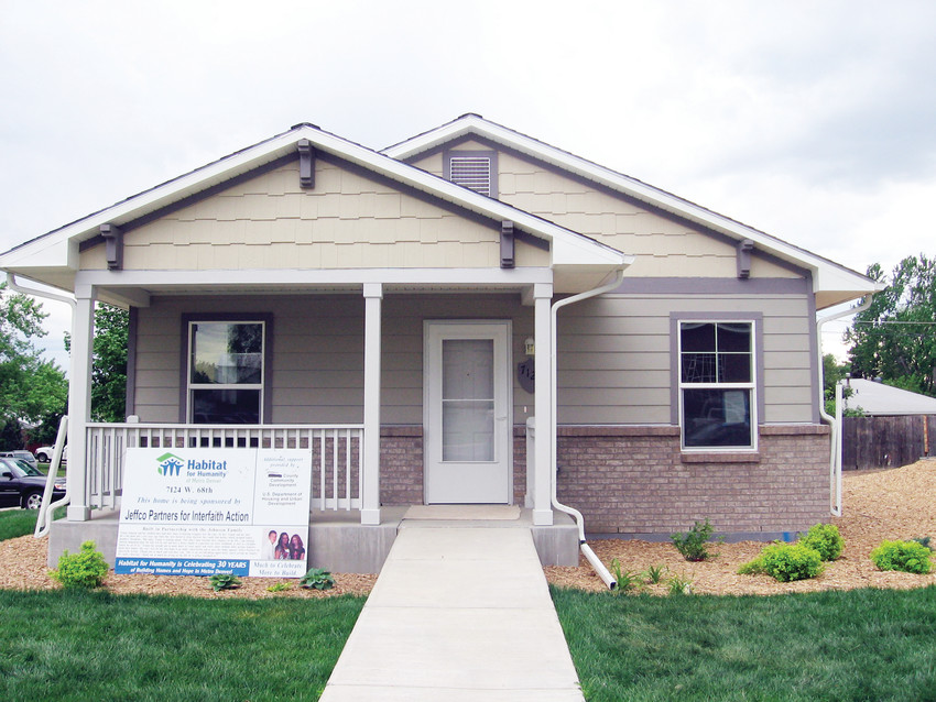 Habitat for Humanity of Metro Denver is a housing resource for low-income families.
