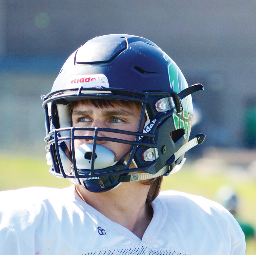 ThunderRidge senior running back Spencer Lambert
