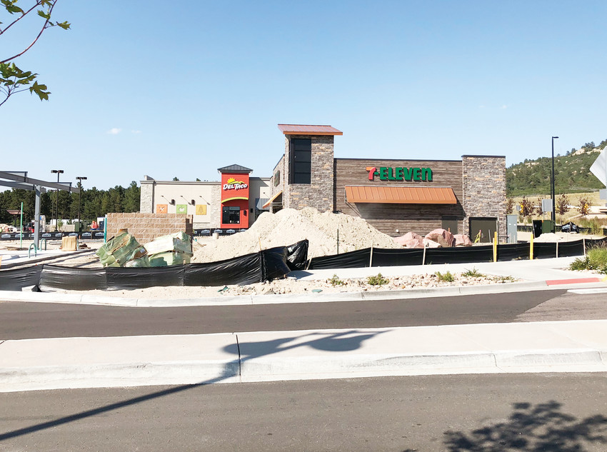 Among the coming developments at the Promenade are a 7-Eleven and a Del Taco.
