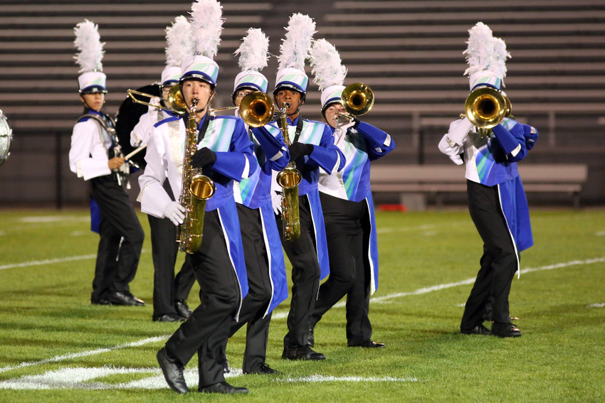 The Standley Lake High marching band placed fifth in Class 4A at the Jeffco Marching Invitational.