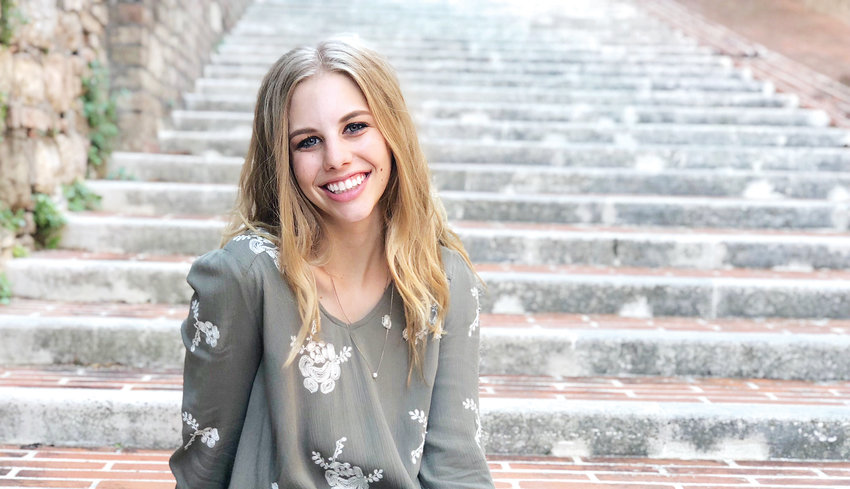 Ashley Hazel, a University of Denver student from Centennial, was one of the recipients of 420 scholarships from the American Hotel and Lodging Educational Foundation this year, more than 20 of which went to Colorado residents this fall semester.