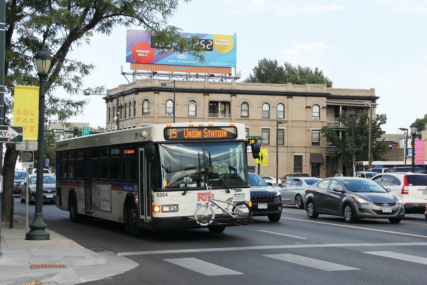According to the city, the 15 and 15L bus routes are some of the most used in Denver. Ridership could increase to about 50,000 users per day by 2035.