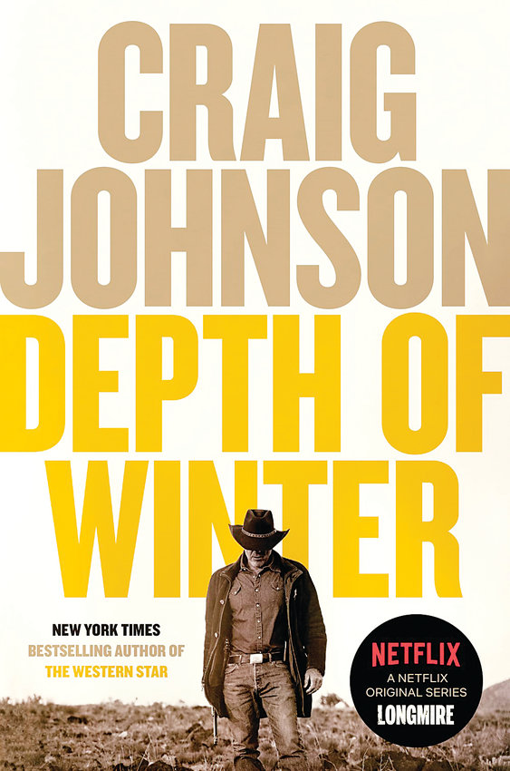 "Craig Johnson's latest Longmire book, ""Depth of Winter"" carries the Wyoming Sheriff, Walt Longmire, to Mexico."