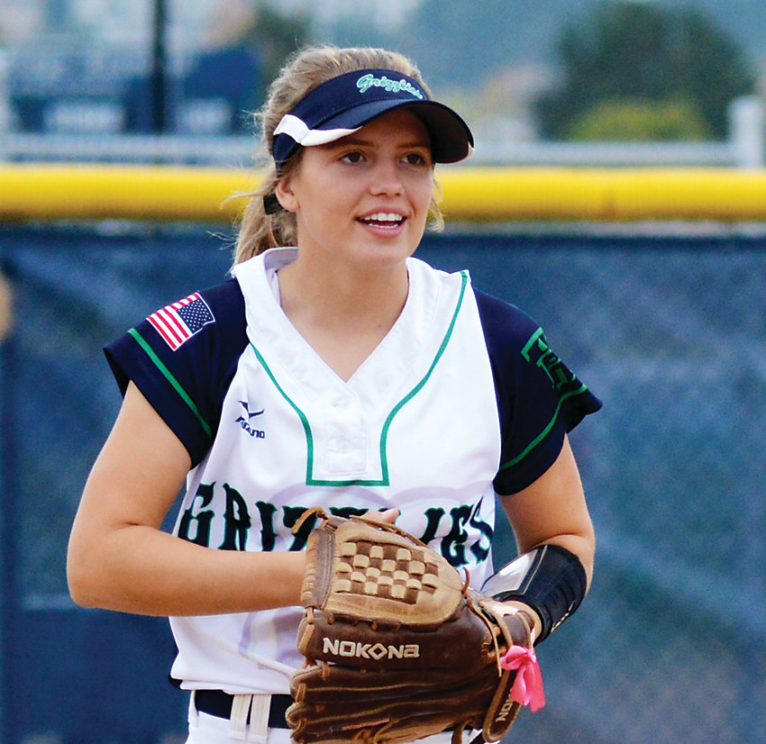 ThunderRidge senior softball player Amanda Hedges