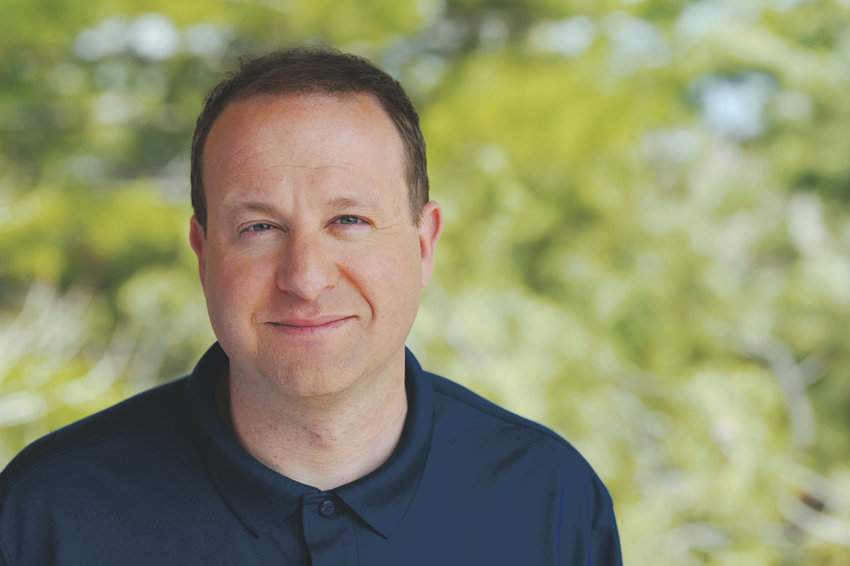 Jared Polis, Democratic candidate for governor.