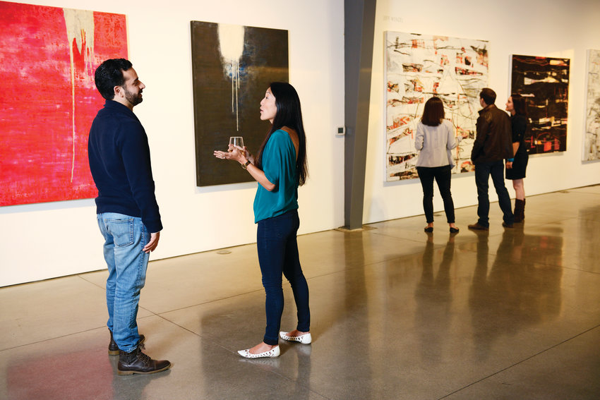 Museums, theater companies and galleries participate in Denver Arts Week. The event helps to promote the arts and cultures venues available throughout the city.