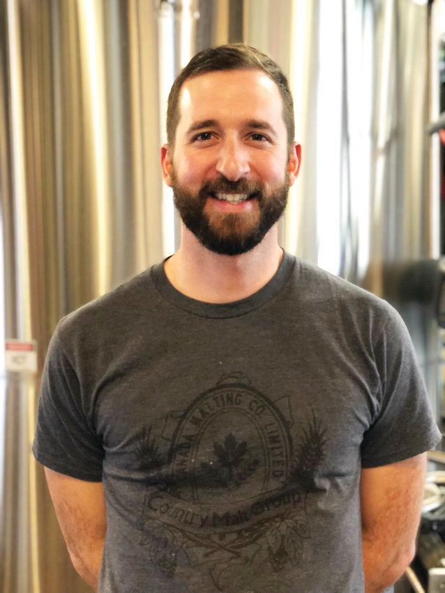 Jerry Siote is the director of brewing operations for Lone Tree Brewing Co., the city's namesake craft brewery. Siote has lived in Colorado his whole life and said the Lone Tree community has made his dream of brewing come true.