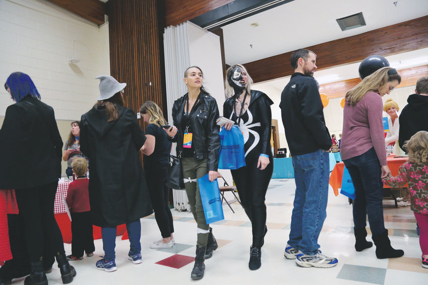Fandomonium, put on by the Jefferson County Libraries, was a celebration of pop culture fans for all ages.