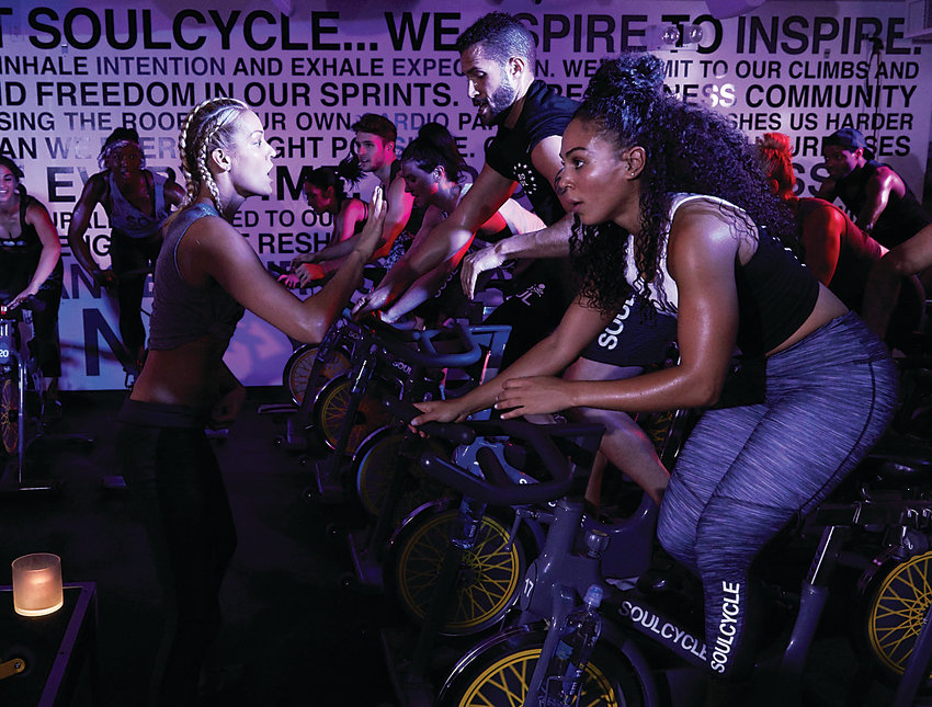 A SoulCycle exercise studio will be opening in Cherry Creek North this month. The studio is located in the St. Paul Collection at 265 St. Paul St.
