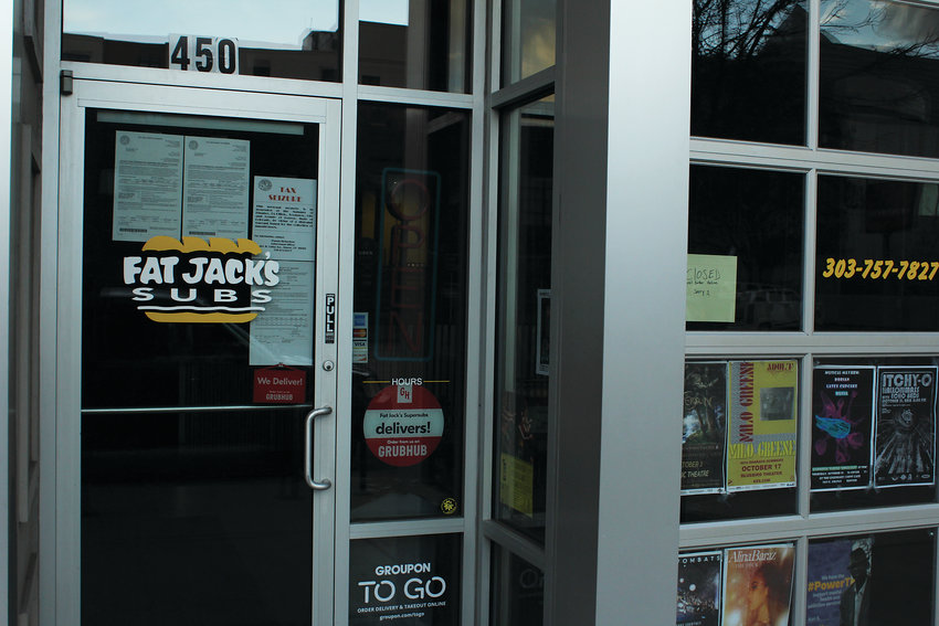 Fat Jack's Super Subs closed its last three locations last month. Signs on the door of the Broadway location stated that the property had been seized by the city and county of Denver for the collection of unpaid taxes.