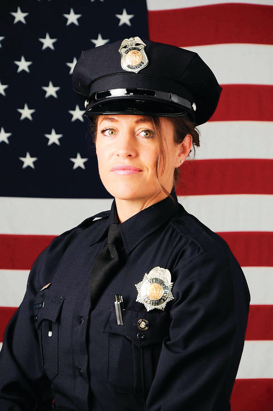 Teresa Gillian joined the Denver Police Department two years ago. Last month she started working as the community resource officer for District 6 which covers the north central Denver area.