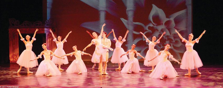 Ballet Ariel will be performing The Nutcracker in Lakewood this season.
