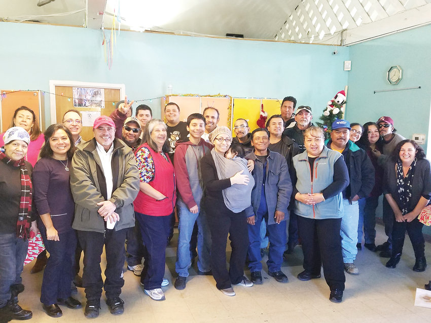 "El Centro Humanitario is a nonprofit that supports workers across Denver by providing rights education and connecting them with potential employers. ""Knowing that people are supportive of them is really inspiring and builds self-esteem,"" said executive director Sarah Shikes."