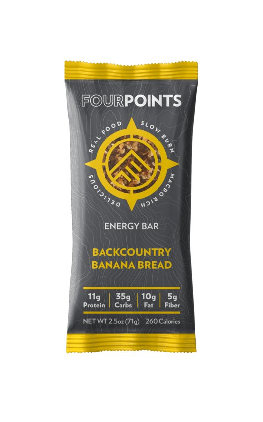 Four Points energy bar