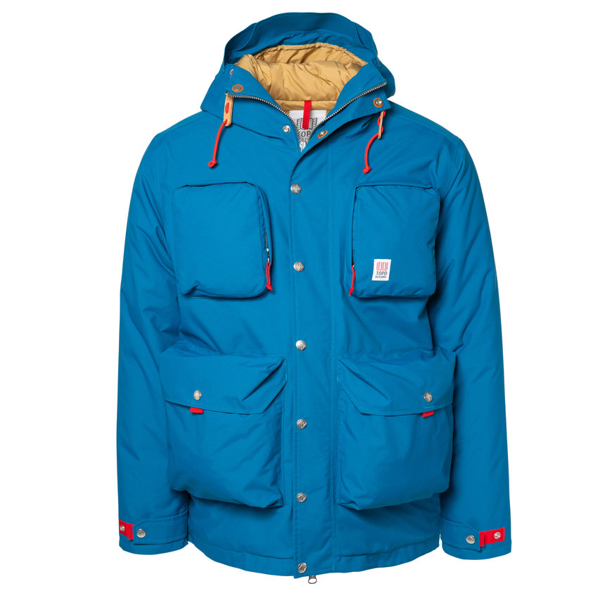 Mens Mountain Jacket by Topo Designs