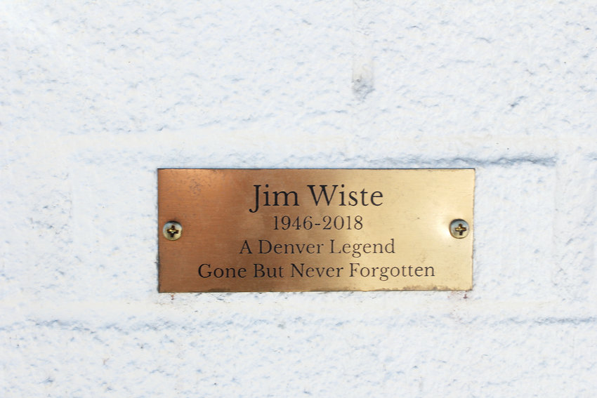 Jim Wiste bought the Campus Lounge in 1976 and operated the bar until 2016 when he sold it to Dan Landes of City O' City. Wiste played hockey for the University of Denver.