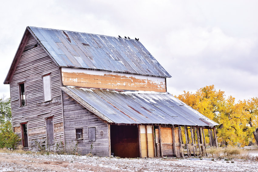 The Twin Houses of Parker haven't stood on the same lot since 1970, and the remaining one on the Stroh Road and Parker Road property was converted into a barn. In November, the barn was demolished, taking with it a piece of Parker's history.